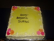 Surabhi, our ladies wing, celebrated its first anniversary. Memories from the occasion